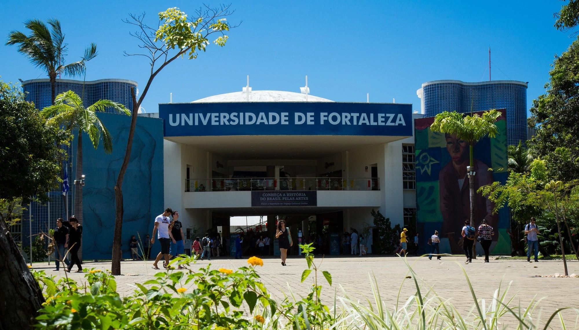Universidade de Fortaleza vai realizar diagnóstico de Covid-19