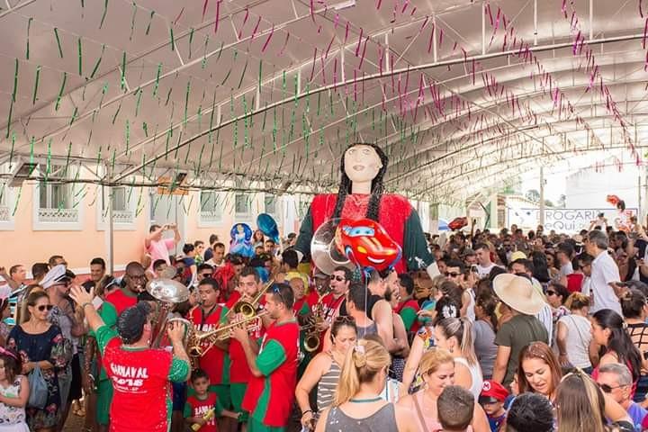 Bloco das Piranhas e Banda Furiosa são atrações no carnaval de Cunha