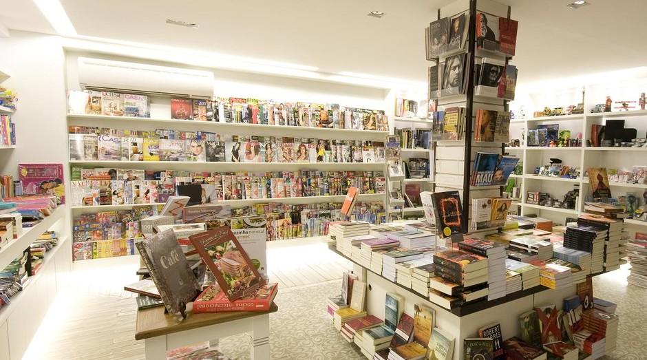 Livaria Laselva; empresa teve falência declarada por justiça de São Paulo (Foto: Reprodução)
