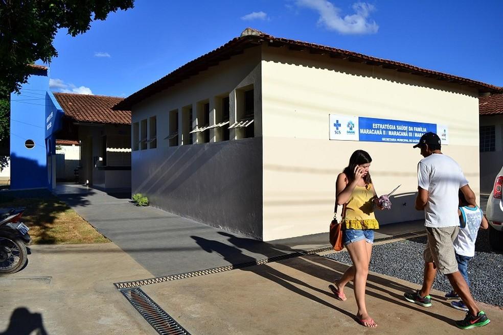 Médicos do programa atendiam em postos de saúde da cidade — Foto: Fábio Marçal/ Prefeitura de Montes Claros/ Divulgação