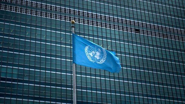 Apesar da opinião de Bolsonaro sobre a ONU, uma das prioridades da política externa de seu governo é a reeleição para um assento no Conselho de Direitos Humanos (Foto: Brendan Smialowski / AFP via BBC Brasil)