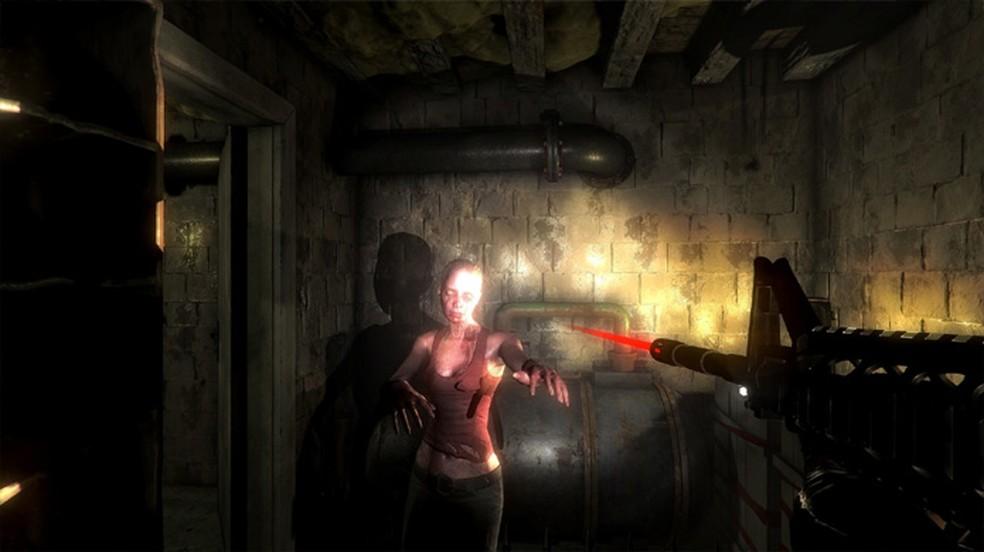 Outbreak: Endless Nightmares traz game de terror com elementos rogue inspirado pelo clássico Resident Evil — Foto: Reprodução/Steam