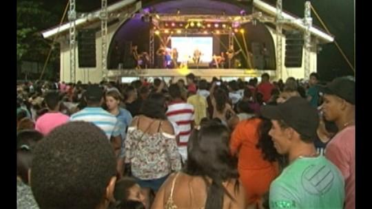 Altamira completa 106 anos com show de artistas regionais e nacionais