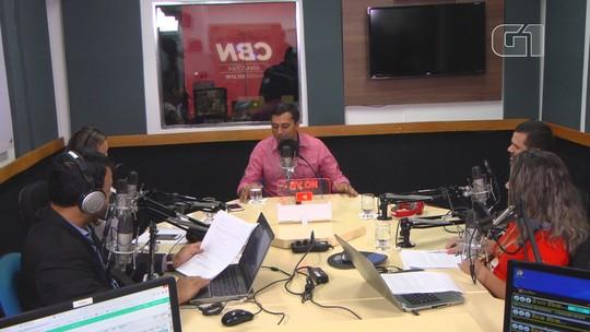 Na CBN, Wilson Lima diz que inexperiência não afetará administração e promete concurso para policiais