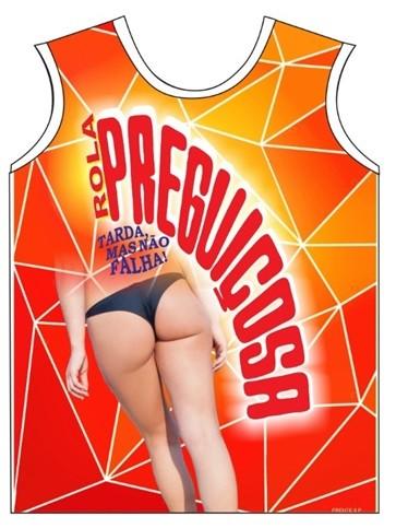 O carnaval do Rola Cansada e sua camisa deste ano