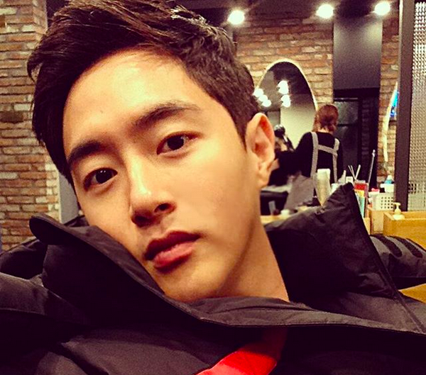 O músico de K-Pop Seo Minwoo (Foto: Instagram)