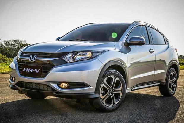 Honda HR-V 2018 (Foto: Divulgação)