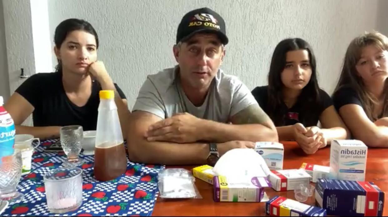Após pai morrer pela Covid, prefeito contaminado desabafa: 'Achei que era uma gripezinha e não é'