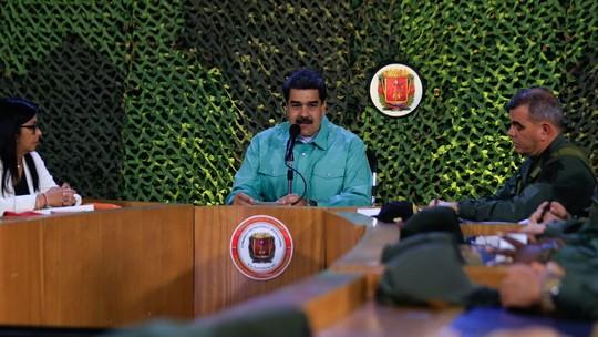 Foto: (HO / Venezuelan Presidency / AFP)