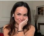 Gabriela Duarte no 'Conversa com Bial' | Reprodução