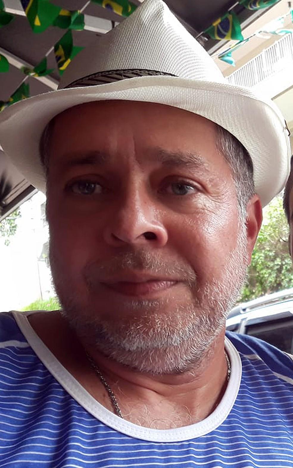 Paulo Carvalho — Foto: Reprodução / Facebook
