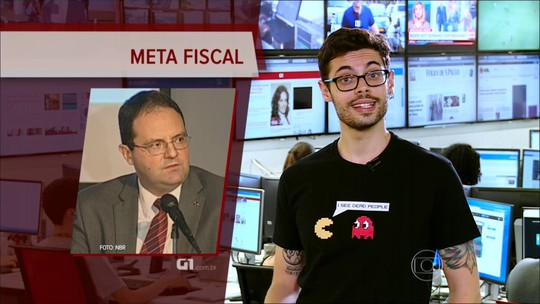 G1 em 1 Minuto: Meta fiscal de 2015 pode mudar, diz ministro do Planejamento