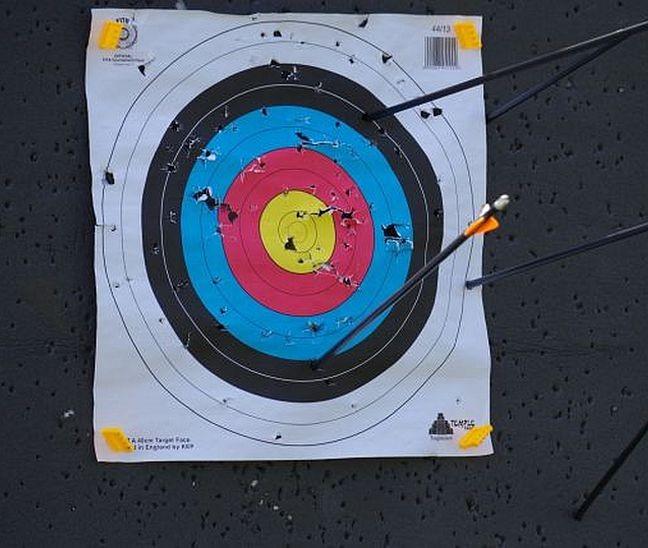 Alvo, flecha (Foto: Pixabay)