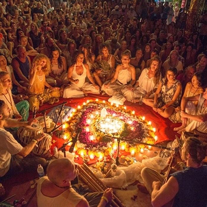 Bali Spirit Festival (Foto: Reprodução / Instagram)