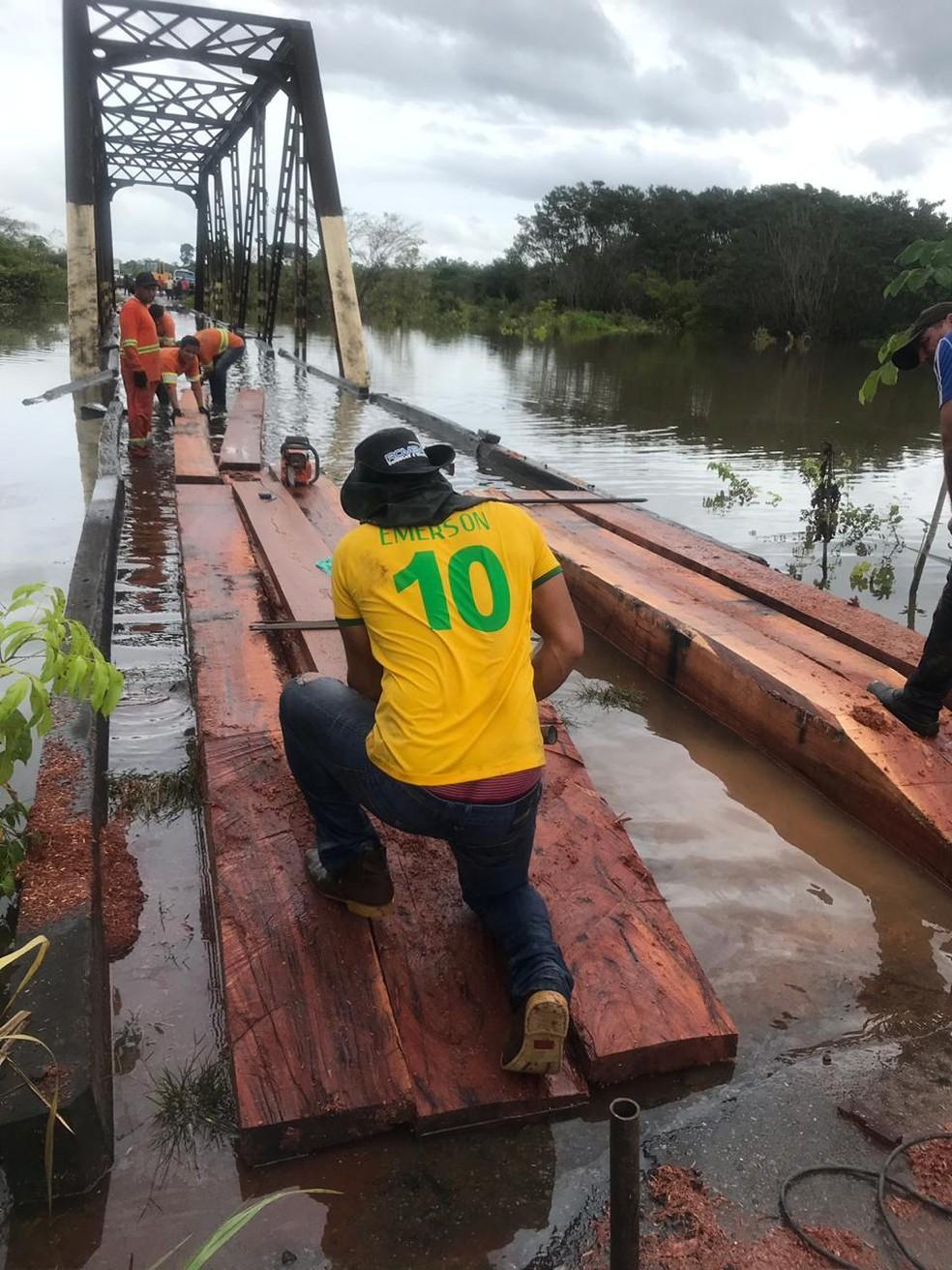 Rio Araras — Foto: PRF/Divulgação