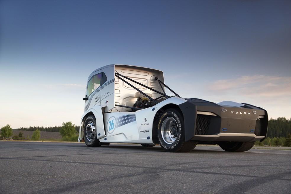 Volvo Iron Knight - Photo: Press Release