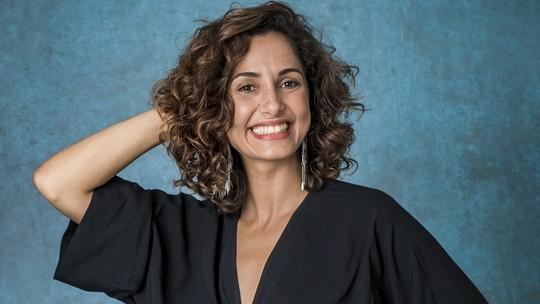 Camila Pitanga celebra aniversário e se compara à atriz do passado: 'Era uma Camila cheia de dúvidas'