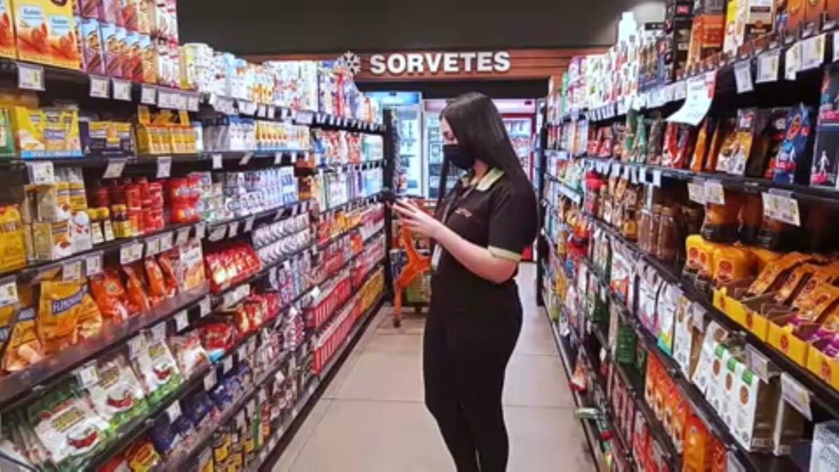 Aplicativo conecta supermercados a trabalhadores que queiram trabalhar como repositores thumbnail