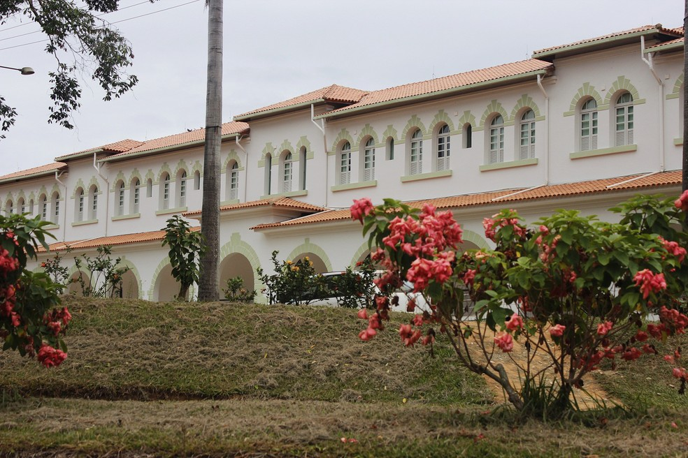 Campus de Santa Teresa do Ifes — Foto: Divulgação/Ifes