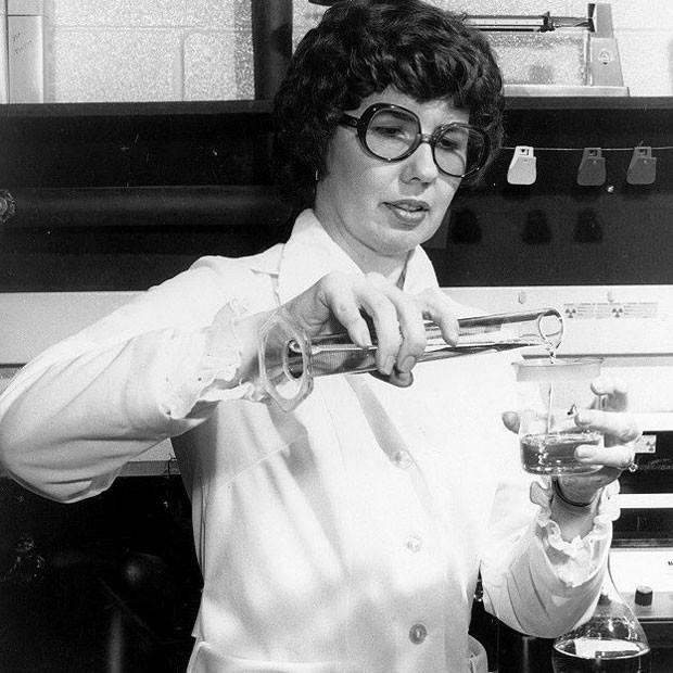 Química Barbara S. Askins criou método para melhorar negativos fotográficos. (Foto: BBC)