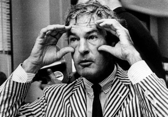 Timothy Leary em imagem dos anos 70