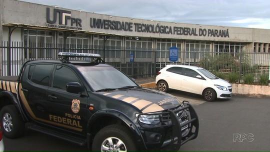 PF e Receita Federal tentam rastrear bens comprados com dinheiro desviado da UTFPR