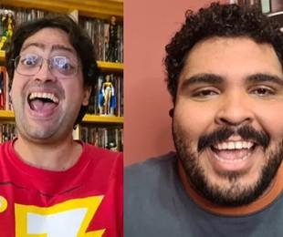 Fernando Caruso e Paulo Vieira, de 'Cada um no seu quadrado' | Victor Pollak
