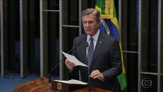 Operação da PF tem como alvo senador Fernando Collor de Mello (Pros)