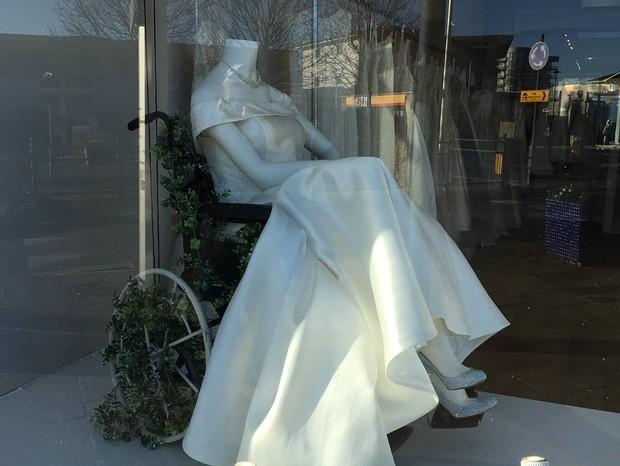 Vestido de noiva (Foto: Reprodução Instagram)