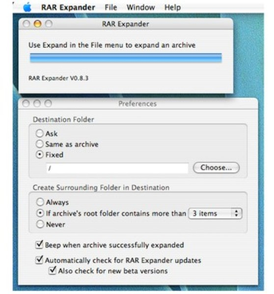 RAR Expander   Download   TechTudo