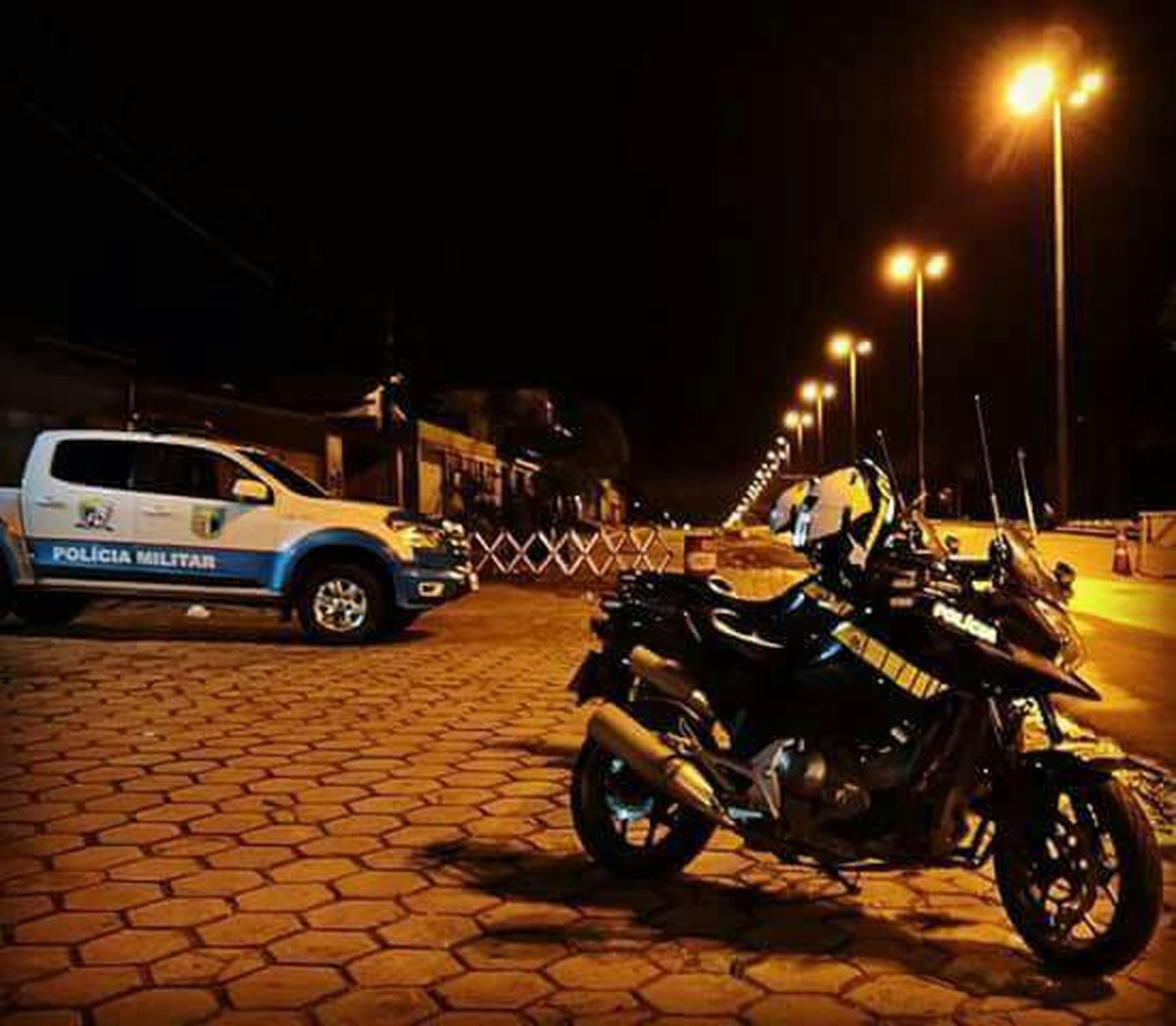 Polícia Militar deflagra operação para coibir som alto em praças de Boa Vista