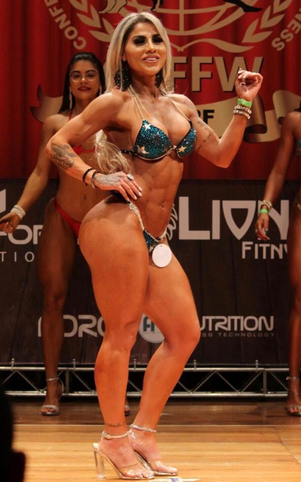 Vanessa Mesquita (Foto: Arquivo pessoal)