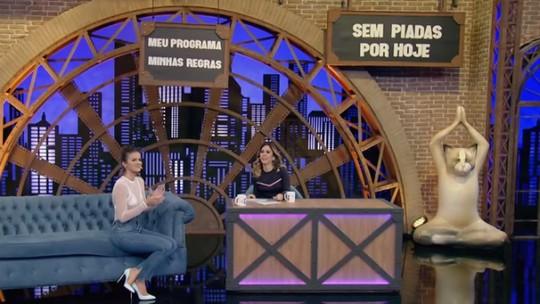 'Lady Night': Bruna Marquezine fala sobre o sonho de ser mãe