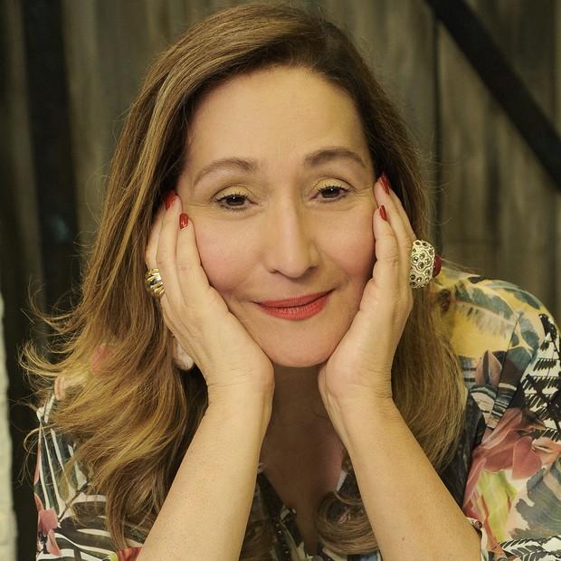 Sonia Abrão (Foto: Divulgação/Luis Vilela)