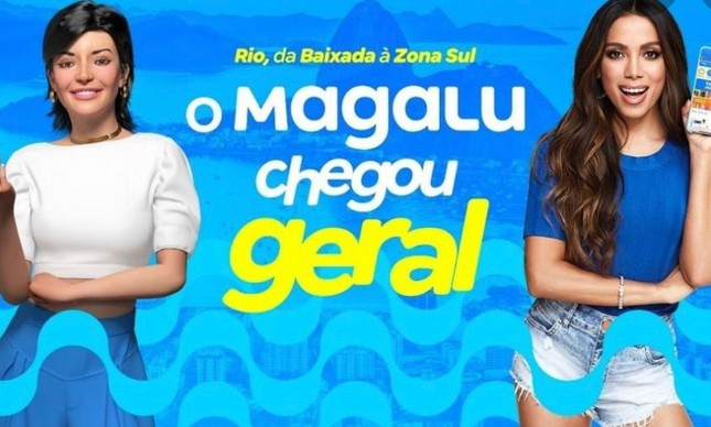Sucesso da Magalu no Rio dobra a procura pela rede no site