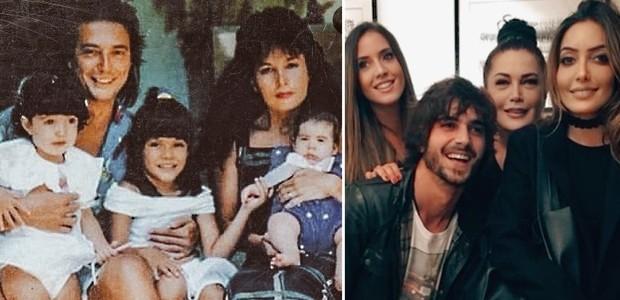 Cristina Kartalian é mãe de Fiuk, Krizia e Tainá Galvão, do casamento com Fábio Jr. (Foto: Reprodução/Instagram)