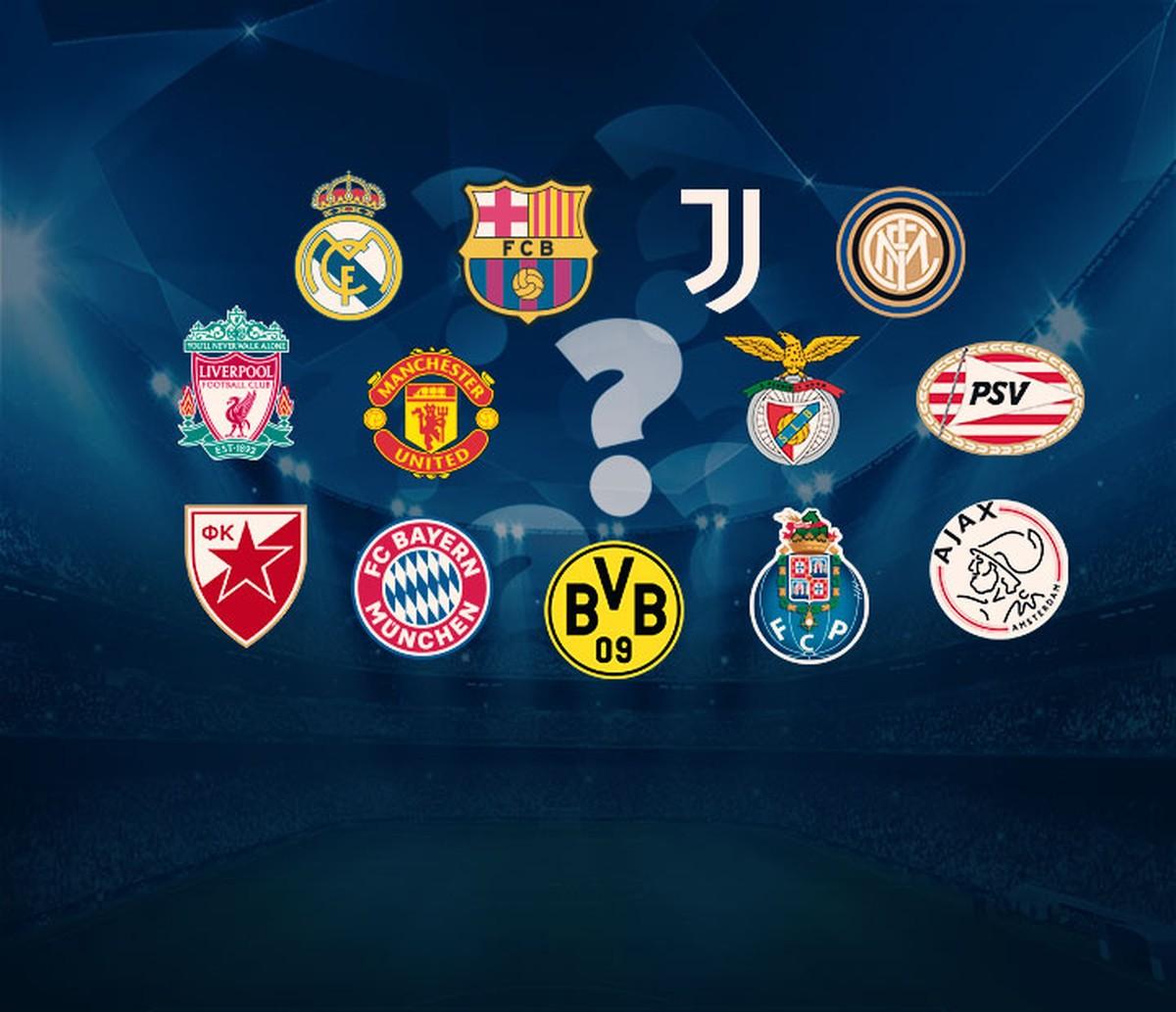 26db56d3e3 Clube dos 13  Champions conhece grupos com número simbólico de campeões