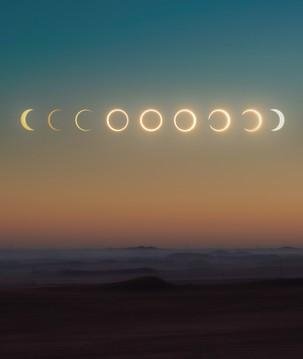 Céu do mês: eclipse solar e solstício de inverno são destaques de junho