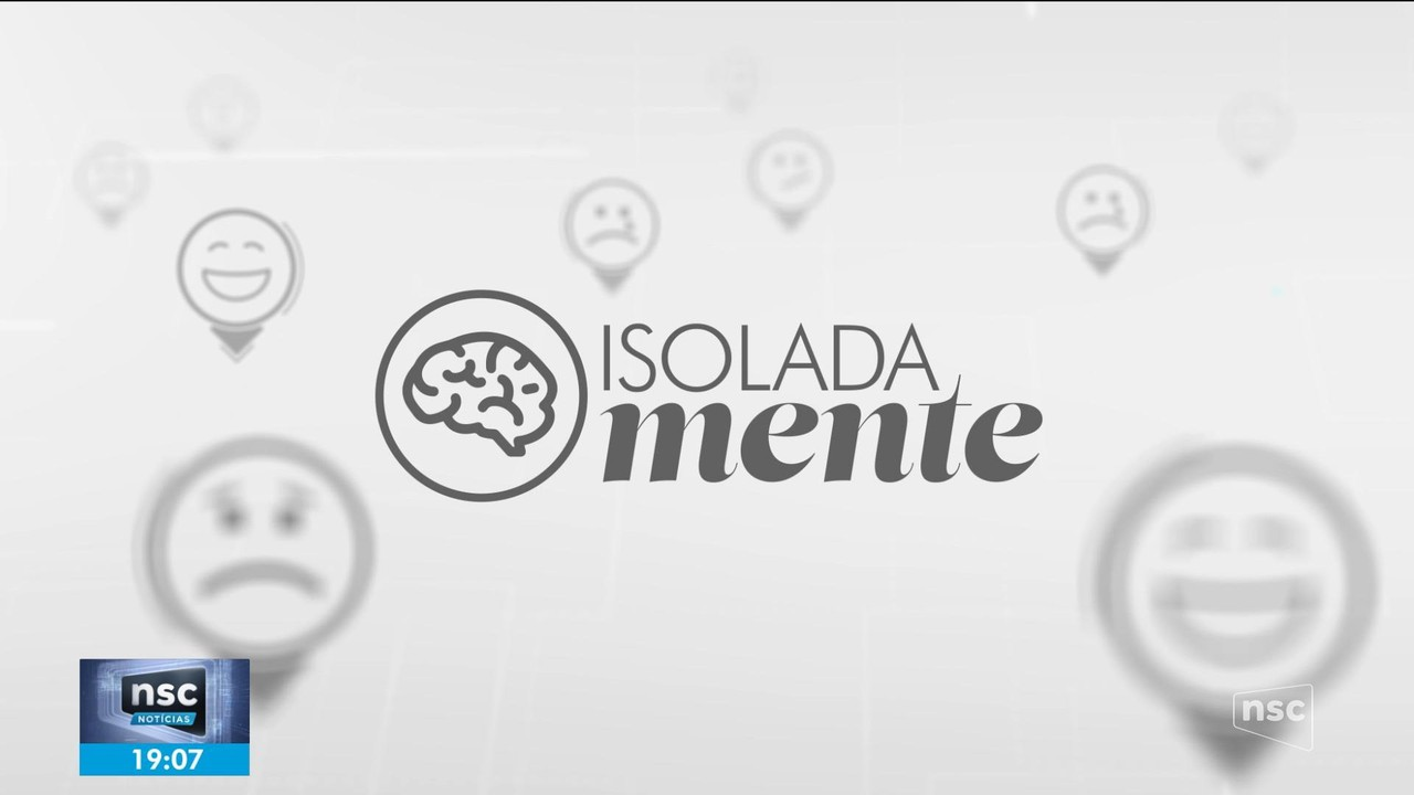 Série 'IsoladaMente': Pais devem estar atentos à saúde mental das crianças na pandemia