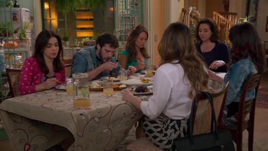 Veja os personagens que assumem papéis de chef na família