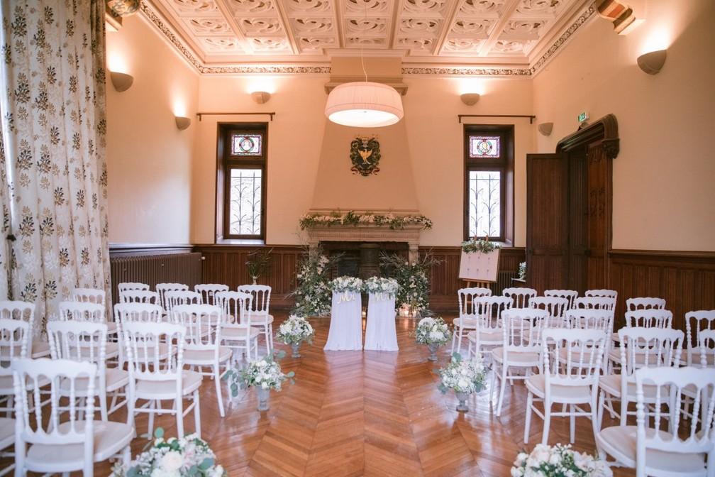 Casamento teve cerca de 40 convidados — Foto: Alessandro do Nascimento/Arquivo pessoal