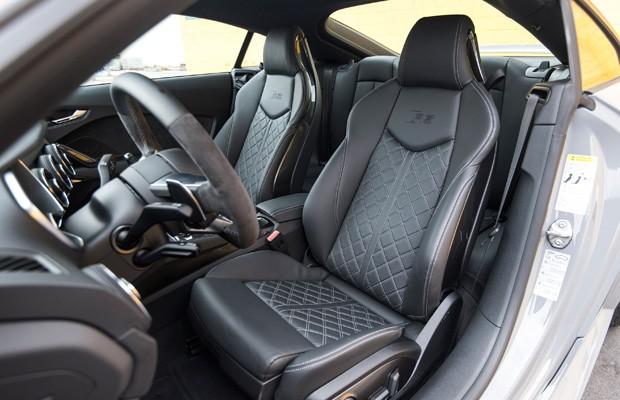Audi TT RS (Foto: Divulgação)