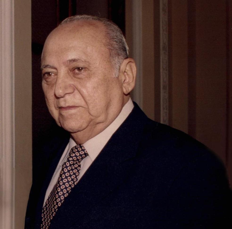 Mário Guerreiro completou 100 anos de idade no ano passado. — Foto: Arquivo Pessoal
