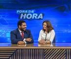 Paulo Vieira e Renata Gaspar | Divulgação