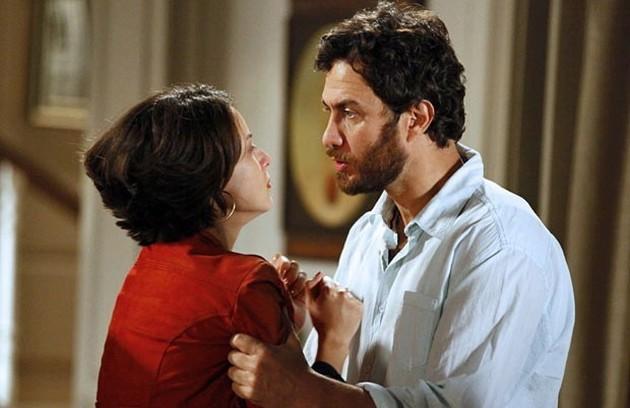 O ator em cena de 'Amor eterno amor', novela das 18h que protagonizou em 2012 (Foto: Divulgação)