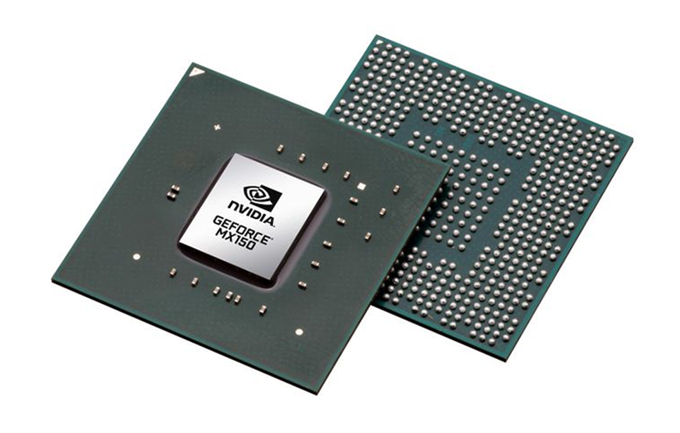 Substituta direta da 940MX, a MX150 aparece em ultrabooks — Foto: Divulgação/Nvidia