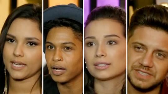 Participantes do 'The Voice' opinam sobre que agrada público e técnicos
