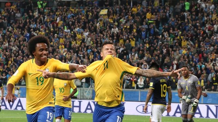 Seleção vai estrear camisas azuis contra a Rússia e amarelas diante da  Alemanha  9c426b48b555c