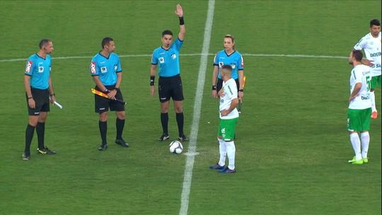 Lista GE: veja outros casos de W.O. no futebol brasileiro