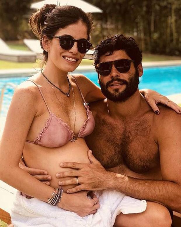 Dudu Azevedo e Fernanda Mader (Foto: Reprodução / Instagram)